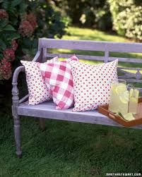 How To Decorate A Patio by Outdoor Decorating Details Martha Stewart
