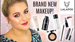 new makeup brand at walmart lala fox youtube