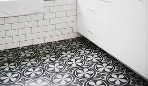Bathroom Floor Tile by 20 Black And White Bathroom Floor Tile Design Flooring Ideas