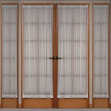 Covering Wood Paneling by Curtain Side Panel Drapes Sidelight Curtain Sidelight