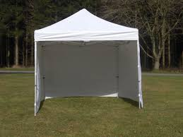 Market Stall Canopy by 3m X 3m White Poptents Heavy Duty Pop Up Marquee Market Tent