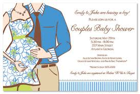 baby shower for couples couples baby shower invitations blueklip