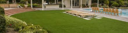 artificial lawn installation pricing back nine greens