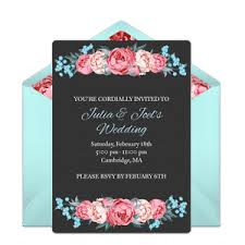 wedding invitations online free free online wedding invitations
