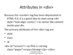 html div tag span and div tags in html