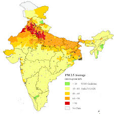 india u0027s air pollution is so bad it u0027s reducing life expectancy by