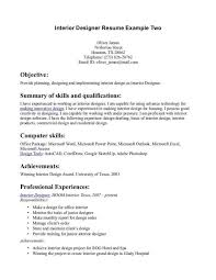 parse resume exle interior design sle resume format template word designer pdf cv