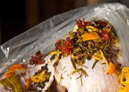 turkey brine seasoning turkey brine part two brining the turkey paleo spirit