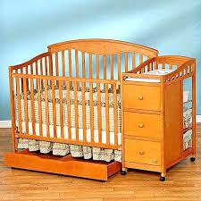 crib dresser changing table combo u2013 thelt co
