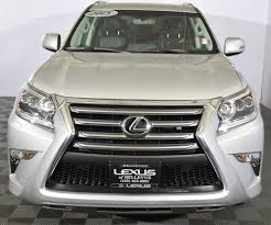 lexus used gx 460 silver lexus gx in washington for sale used cars on buysellsearch