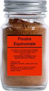 cours de cuisine roellinger epices roellinger equinoctial powder