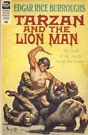 burroughs thanksgiving rough edges forgotten books tarzan and the lion man edgar rice