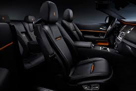 rolls royce interior 2017 dark night rises rolls royce dawn black badge revealed at