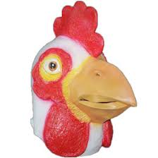 Rooster Halloween Costume Discount Rooster Head Costume 2017 Rooster Head Costume Sale