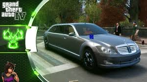 mercedes maybach 2008 mercedes benz s600 limousine 2008 gta 4 car mod youtube