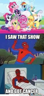 Spiderman Meme Cancer - spider man gets cancer by thedoctor meme center