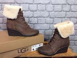 s ugg australia brown zea boots ugg australia uk 5 5 chocolate brown suede zea boot rrp