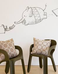 best nursery wall decals incredible circus 35 00