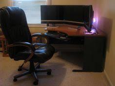 Top 96 Kick Home Office Setups by Top 96 Kick Home Office Setups Nerd Business At My Desk