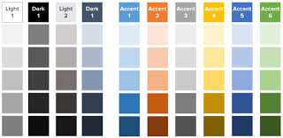 powerpoint design colors how to create color themes for powerpoint presentations part iv