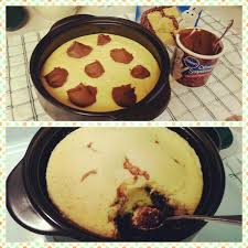 10 min cake in pampered chef rockcrok just use box cake mix