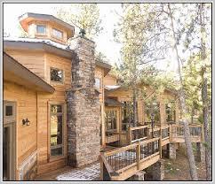 metal porch railing home design ideas