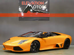 used lamborghini murcielago used sold cars for sale lakewood co 80226 elevation motors