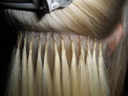keratin bond hair extensions semi permanent extensions which is right for you bethany kaaay
