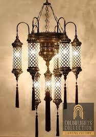 Turkish Chandelier Mosaic Ls Ottoman Ls Turkish Lighting Manufacturer