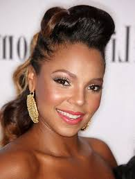 cute pin up hairstyles for black women 27 best hairstyles images on pinterest natural hair african