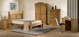Corona Mexican Pine Bedroom Furniture 6731 1 Seconique Corona Mexican Solid Pine Bedroom Furniture Range
