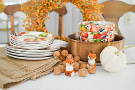 Simple Home Decorating by Autumn Home Decorating Simple Fall Table