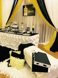 black white u0026 gold baby shower party ideas gold baby showers