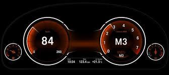 bmw speedometer speedometer design why it works visually