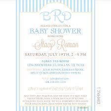 monogram baby shower invitation kateogroup