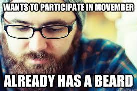 No Beard Meme - list of synonyms and antonyms of the word movember meme beard