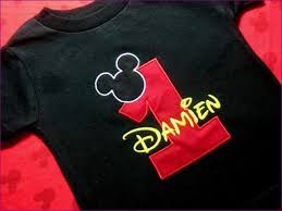 mickey mouse 1st birthday shirt 1st birthday mickey mouse shirt pictures reference