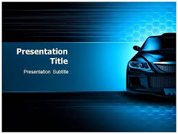 powerpoint themes free cars professional powerpoint template car template s