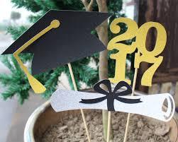 graduation cap centerpieces graduation centerpieces 2018 grad cap diploma certificate class of