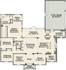 Open Concept House Plans Best 25 One Level House Plans Ideas On Pinterest One Level