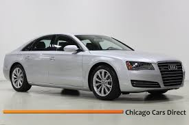 chicago cars direct presents a 2011 audi a8 4 2 quattro sedan in