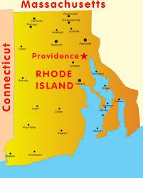 map rhode island rhode island facts state facts about rhode island