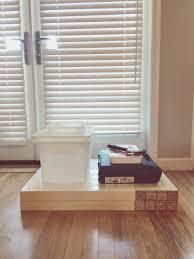 how to build a sensory table diy sensory table mademoiselle maroon