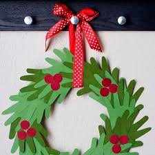 25 Easy Christmas Crafts For Kids To Make Hands On As We Why You
