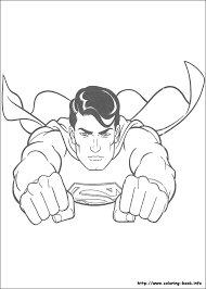 superman coloring pages coloring book