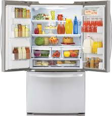 Lg Kitchen Appliances Lg Lfx21976st 36 Inch Counter Depth French Door Refrigerator With
