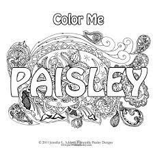 14 images bandana paisley design coloring pages print