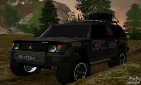Pajero Wagon Mitsubishi Pajero For Gta San Andreas