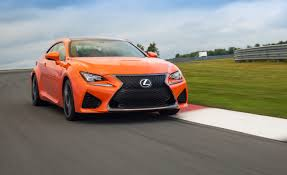 rcf lexus orange 2015 lexus rc f first drive u2013 review u2013 car and driver