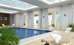 Residential Indoor Pool Furniture Beauteous Indoor Pool Ideas Archives Home Caprice Your